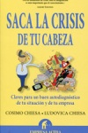 Saca la crisis de tu cabeza - 100x150