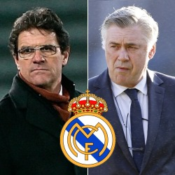 Capello desilusiona al Madrid - 250x