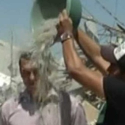 Ice Bucket Gaza - 250X