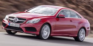 Mercedes completa su Clase E con renovados Coup y Cabrio - 300x150
