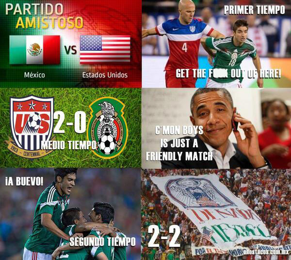 mexico vs usa