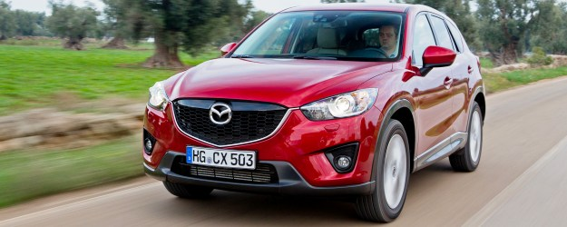 Mazda CX-5: fiable alternativa al Qashqai - 640x450