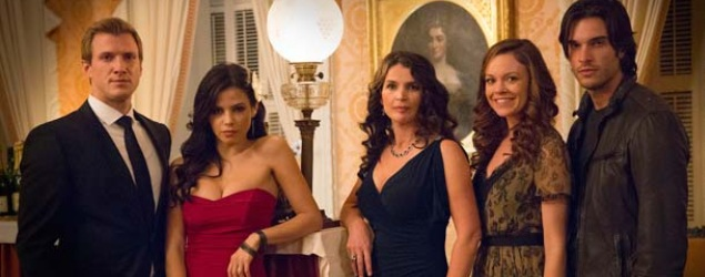 Witches of East End - 395x156