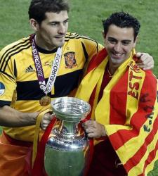"El padre de Xavi revela que ""si no fuera por &lt;b&gt;Iker&lt;/b&gt;, Espaa no habra triunfado"""