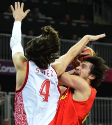 Sergio Llull