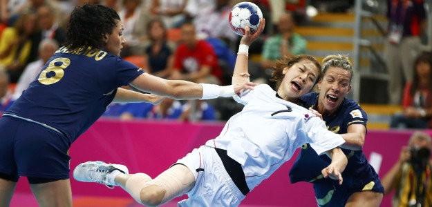 Balonmano femenino