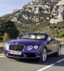 Bentley Continental GTC V8: más humano... y asequible - 225x250