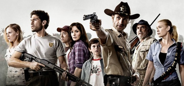 'The Walking Dead' coge las vacaciones