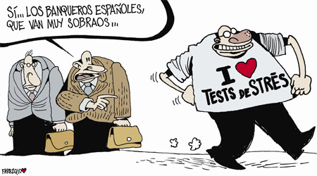 Banco tests de strés
