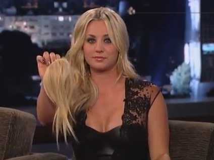 kaley cuoco u002639fake bangs almost ruined my careeru002639 eleconomista kaley cuoco fake bangs almost ruined my career 424x318