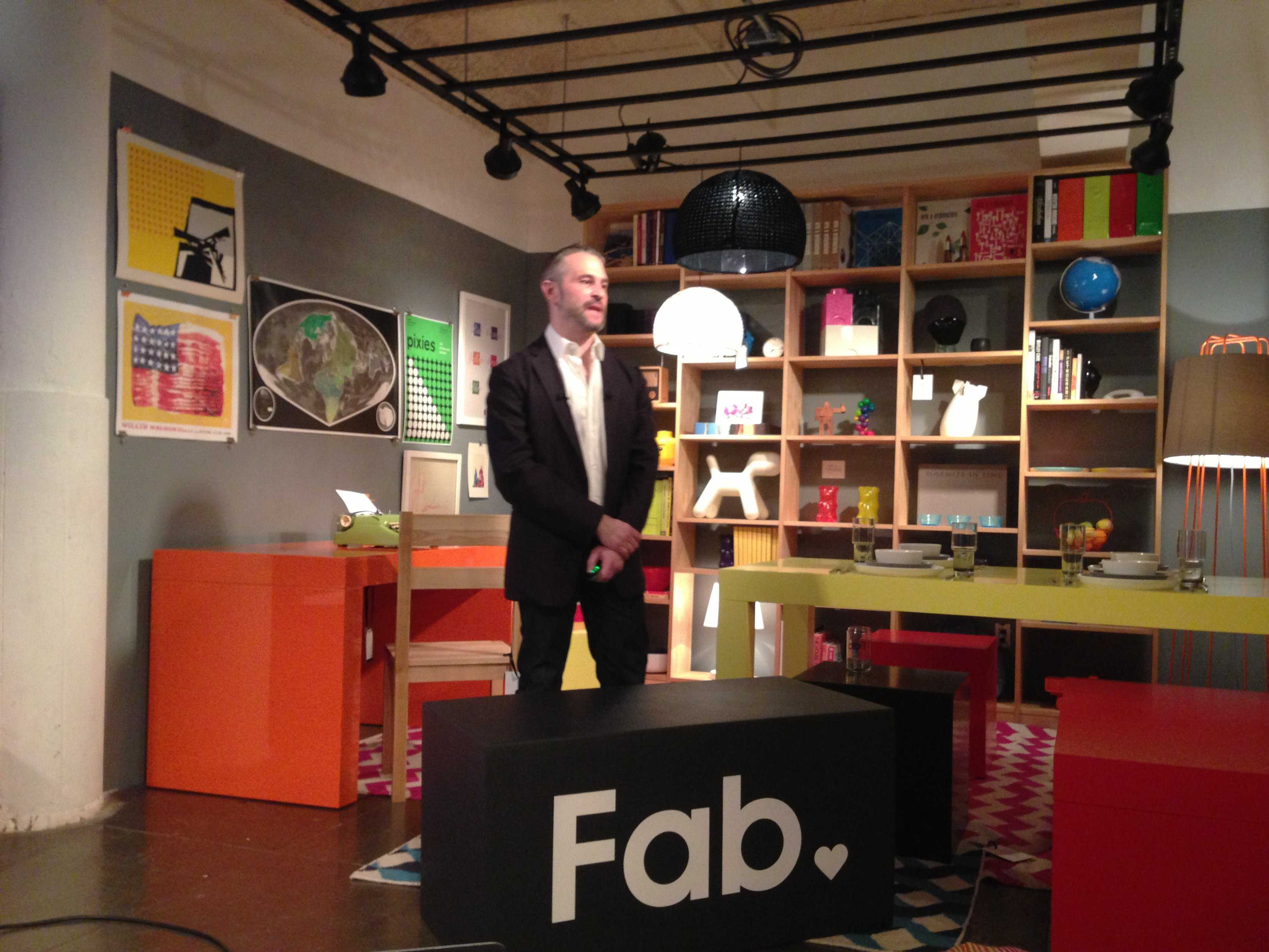 Design E-Commerce Startup Fab Is Raising At Least $250 Million - 360x150