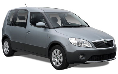 skoda roomster 1 2 tsi 105cv dsg elegance. Black Bedroom Furniture Sets. Home Design Ideas