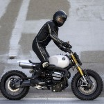 BMW Chocolate Slider, el scrambler de JSK Custom Design´s