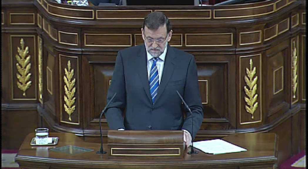 &#8220;Esto empieza a funcionar&#8221;: Rajoy dice que hay datos con evolucin espectacular