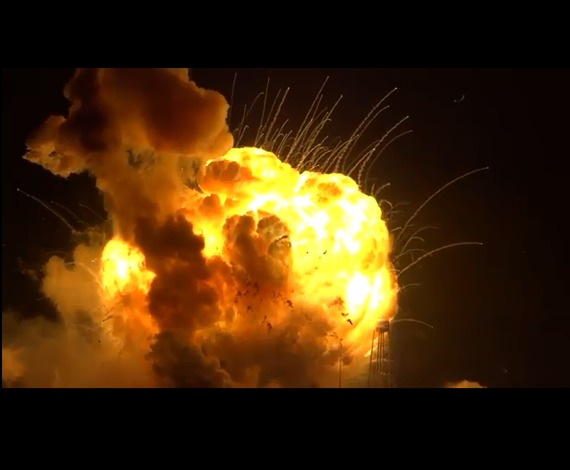 NASA Explosion (page 2) - Pics about space