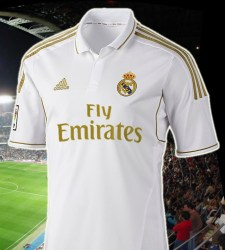 Fly Emirates pagará unos 100 millones € al Real Madrid por patrocinar su camiseta