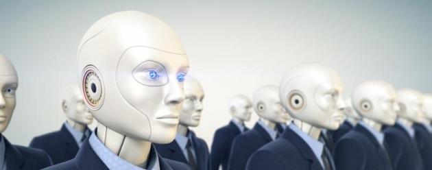 ¿Sueñan los androides con usar traje y corbata?