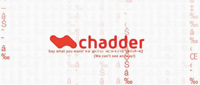 Chadder, mensajería privada para Windows Phone 8.1
