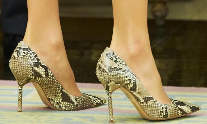 Resultado de imagen de zapatos de piton tendencia