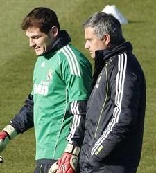 <b>Mourinho</b> dejó de hablar a Casillas durante más de un mes